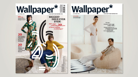 Exclusive Interview with Wallpaper*'s Creative Director—Sarah Dougla