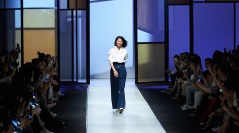 "The Woolmark Company x Yan Lu: China Emerging Designer Makes ""Cool Wool"" Cool!"