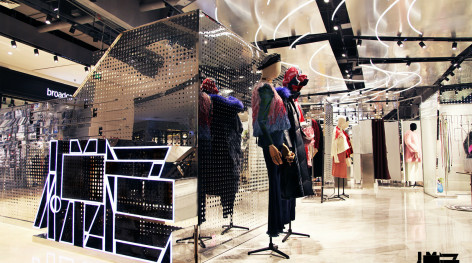 How China Retail supports Chinese Designer Brands? Case by Joy City Chaoyang(COFCO)