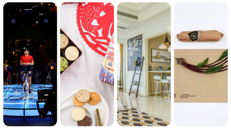 China Fashion and Lifestyle Investment News: Cookie brand, Chained restaurant, intelligent home fitness services and boutique guesthouses