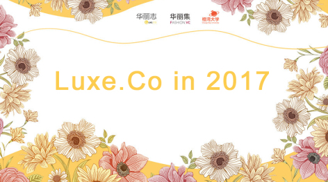 The Year 2017 of Luxe.co: Inspire, Connect, Empower!
