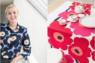 Interview with Tiina Alahuhta-Kasko, the President & CEO of Marimekko | an insight into the colourful prints kingdom