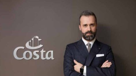 Customize a super cruise for China | Interview with Mario Zanetti, President of Costa Group Asia