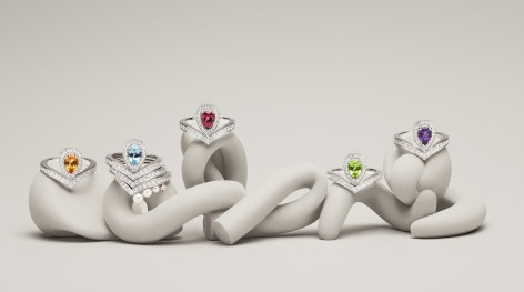 How CHAUMET Attract Online Consumers on Chinese Valentine's Day?