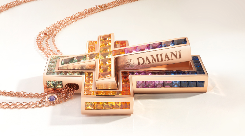EXCLUSIVE INTERVIEW WITH THE CEO OF ITALIAN JEWELRY GROUP DAMIANI THAT WON 18 DIAMONDS INTERNATIONAL AWARDS