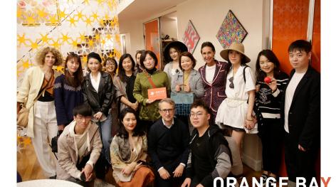 """Sustainable Fashion"" Footprint in Europe |OrangeBay ""Italian Fashion Study Week"" Part 3"