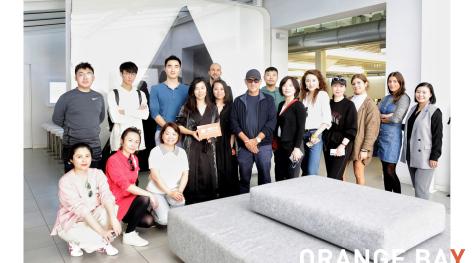 "Behind The Scenes of The Italian Fashion Industry | OrangeBay""Italian Fashion Study Week"" Part 2"