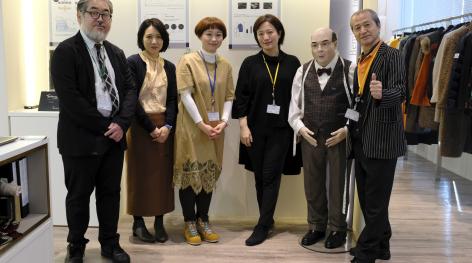 Luxeco Field Trip 1:Through 4 Japanese Fashion Companies
