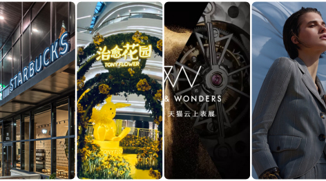 Watches & Wonders Live in China;Sequoia China Teams Up With Starbucks  | Luxe.Co News Brief, Issue 3 of 2020
