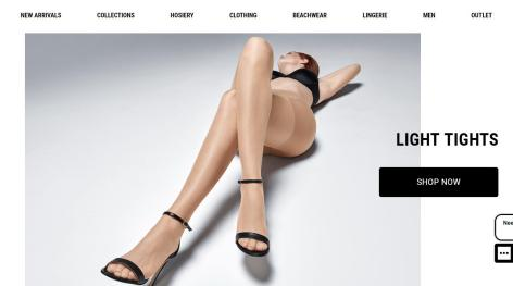 Wolford's Sales Grew by 65% and Wolford*NEIWAI Collection will be Launched